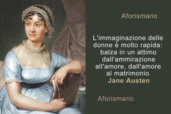 Aforismario Le Frasi Più Belle E Significative Di Jane Austen