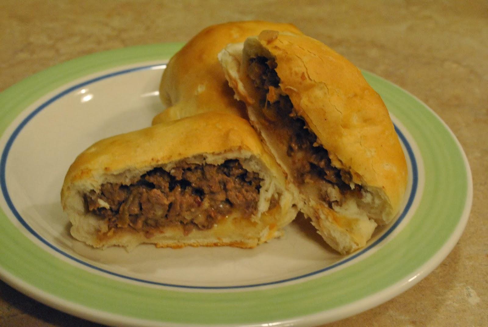 kiki b. omi designs: Foodie Friday: Bacon Cheeseburger Bombs