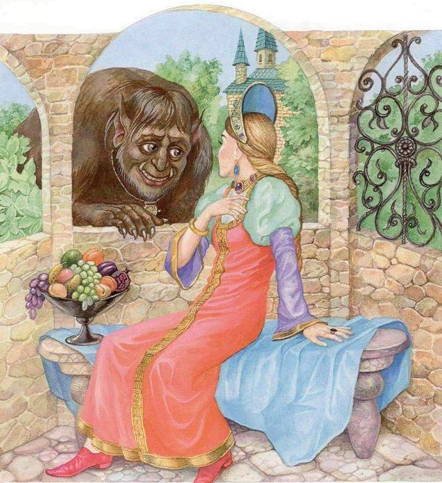 Русская госпожа и ее послушный раб