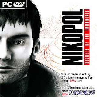 Nikopol Secrets Of The Immortals (PC) 2013