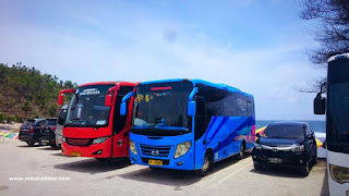 Sewa Bus Jogja Tujuan Wisata Pantai Siung