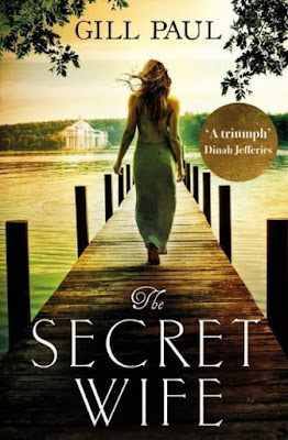 The Secret Wife by Gill Paul (Front cover)