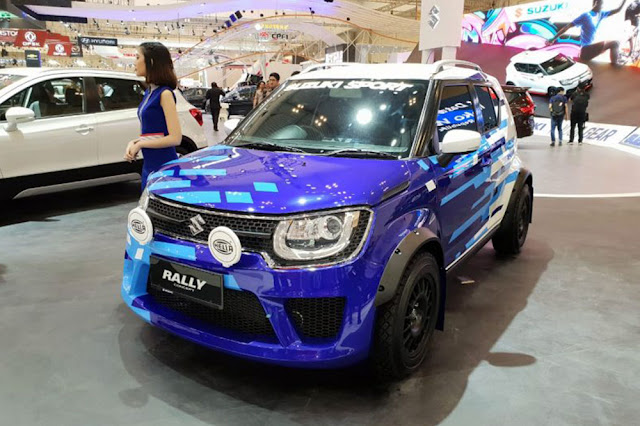 Ignis Rally Concept