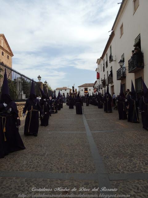 Crónica de Semana Santa: Nazareno de Infantes. parte 3