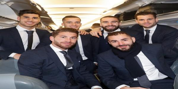 بالصور.. مراكش تستهوي نجوم ريال مدريد