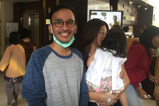 Khawatir Terkena Kanker Setelah Jalani Tes Kesehatan Roben Onsu Dapat Pantangan Ini