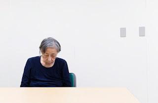 Portrait de la mère de Kaneyama à l'hôpital