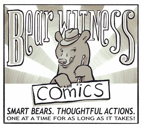 Bear Witness Comics