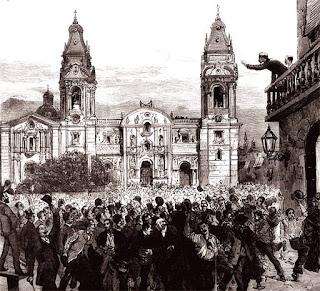 Golpe de Piérola a Prado