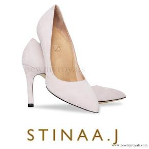 Princess Sofia wore STINAA.J Shoes