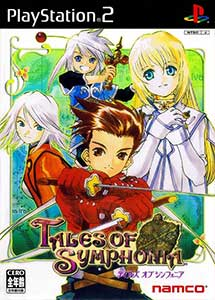 Tales of Symphonia PS2 ISO [NTSC-J] [MG-GD]