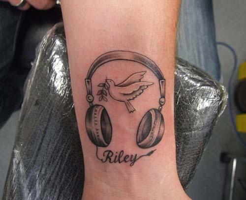 güvercün erkek bilek dövmeleri dove wrist tattoos for men