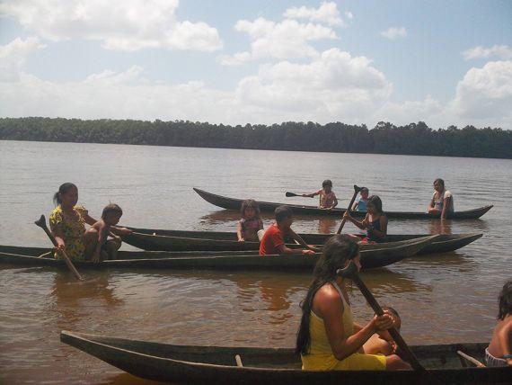 Debacle humanitaria de Venezuela también se ve en el éxodo de waraos a Brasil