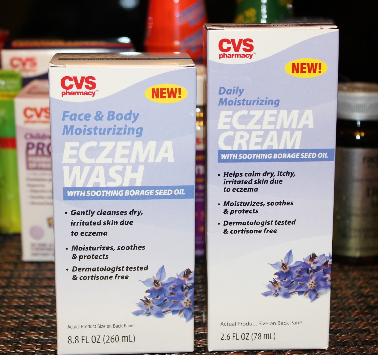 Staying healthy with CVS branded health products
