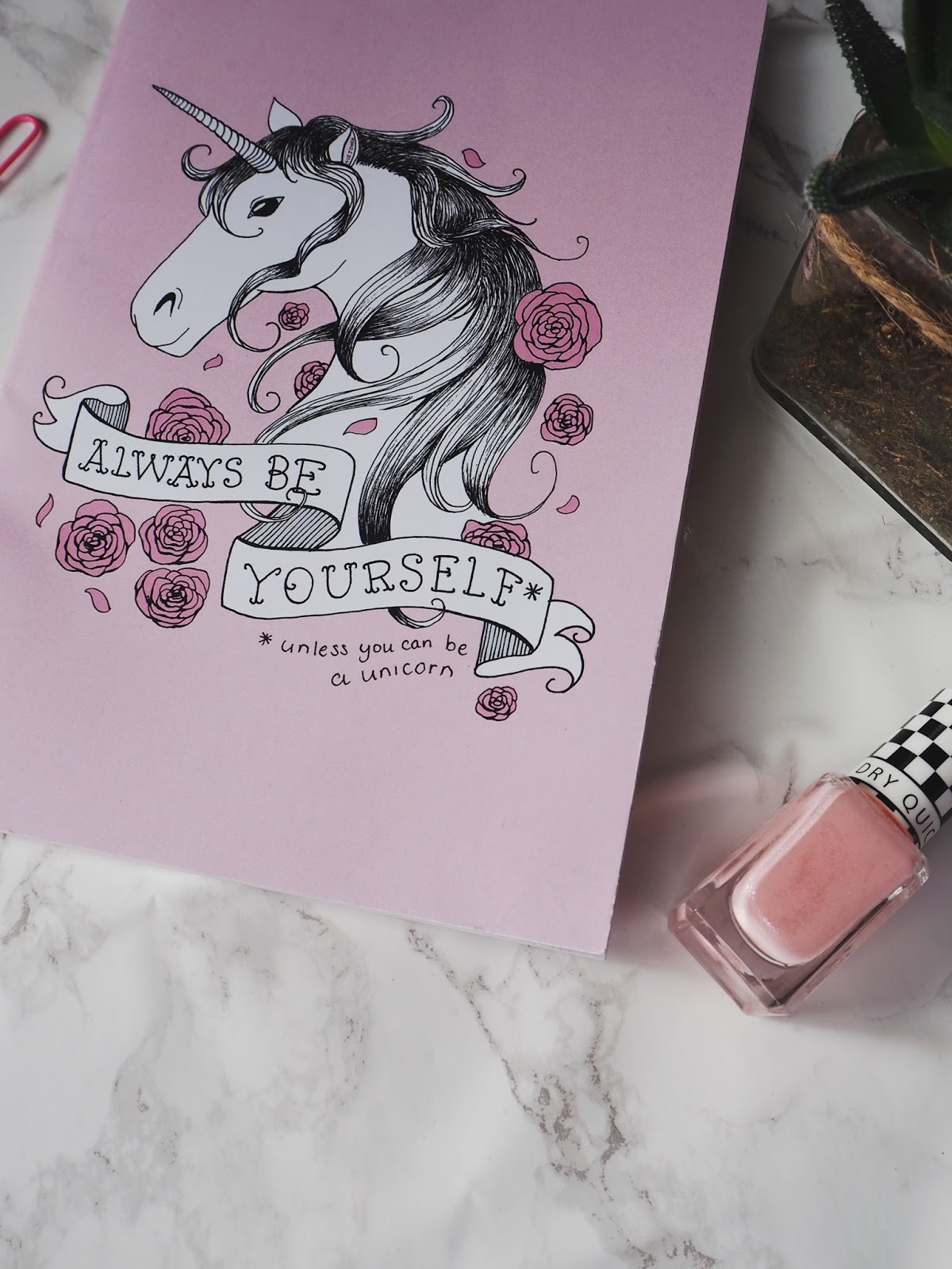 ALWAYS BE YOURSELF Unless you can be a unicorn | www.lovemaisie.com | Love, Maisie