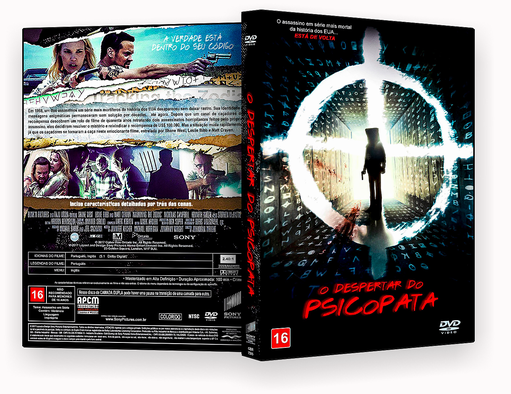 O DESPERTAR DO PSICOPATA DVD-R OFICIAL