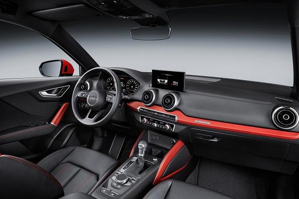 Audi Q2 2.0 TFSi Quattro Argentina