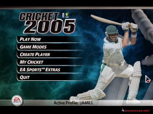 EA Cricket 2005 Gameplay Screenshot 0