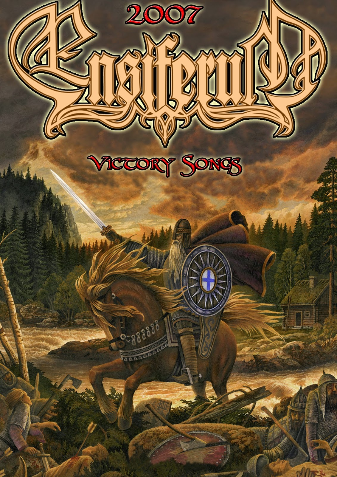 Metal Wallpaper Nash: Ensiferum Victory Songs