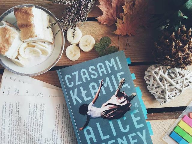 """#21 Przedpremierowo ,,Czasami kłamię"""" Alice Feeney"""