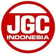 Logo PT JGC Indonesia