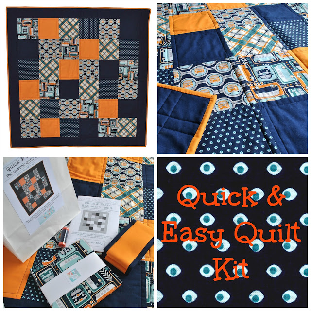 http://www.sewmotion.com/sewmotion_shop/prod_4962874-Quick-EasyBeginners-Quilt-in-Riley-Blakes-Keep-On-Groovin.html