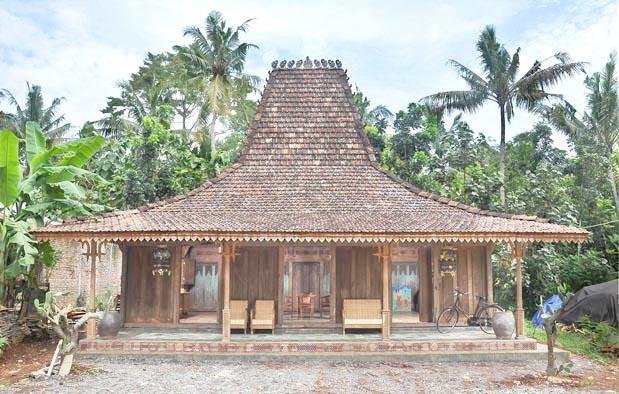Rumah Joglo, Rumah Adat Provinsi Jawa Tengah