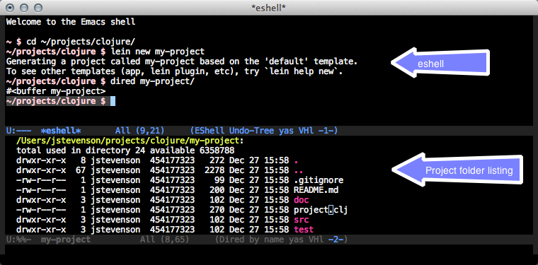 Driving Git With Emacs - Pure Magic With Magit - Part One | jr0cket
