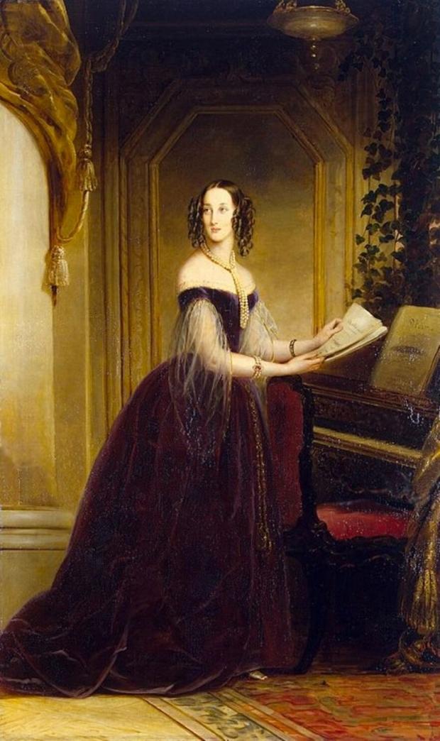 Christina Robertson Портрет великой княгини Марии Николаевны