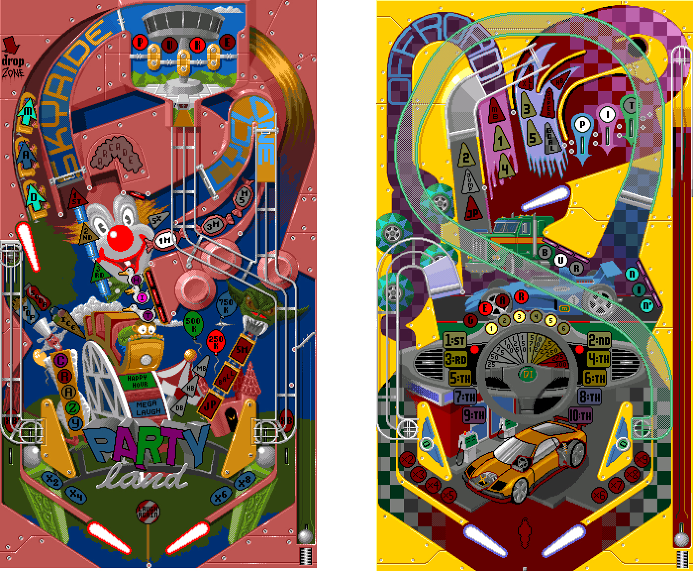 My all time favourite video games: Pinball Fantasies