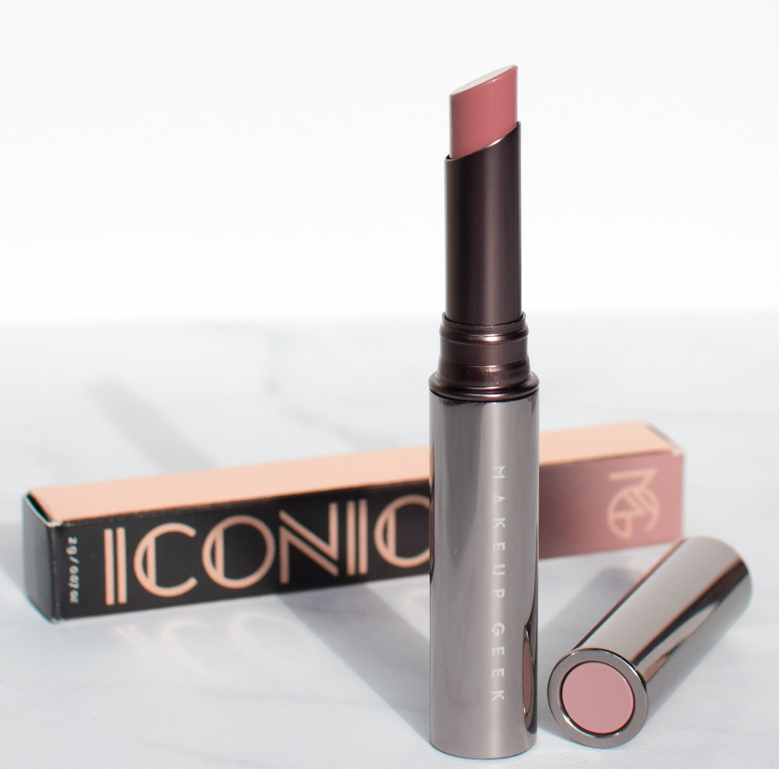 Makeup Geek Iconic Lipstick