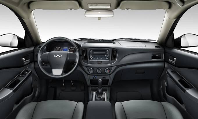سيارة شيري انفي 2017