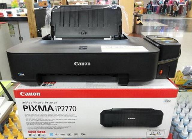 Printer yang tepat untuk Cetak Undangan dan cara Perawatannya