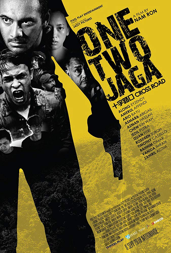 Review Filem One Two Jaga