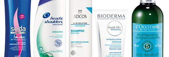 Xampus para caspa funcionam de verdade?