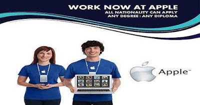 Latest Job Vacancies at Apple in UAE