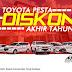 Pesta Diskon Promo Akhir Tahun Dealer Toyota Surabaya