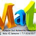 Kumpulan Soal Matematika Peminatan Semester 1 Kelas XI (Kisi - Kisi)