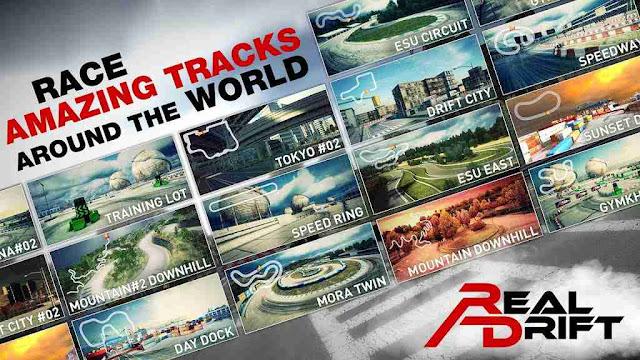 Real Drift Car Racing Free Mod Apk