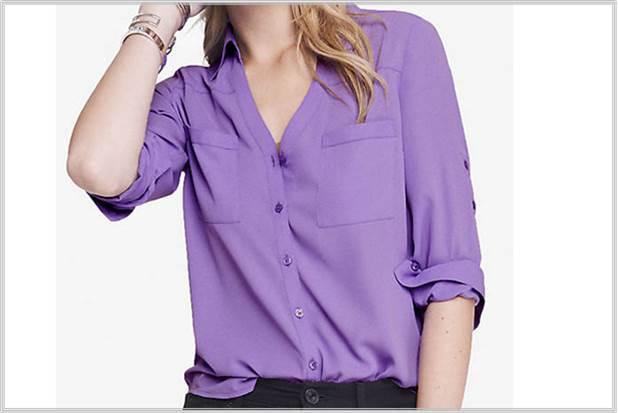 Sydney Fashion Hunter - Perfectly Purple - Express Purple Portofino