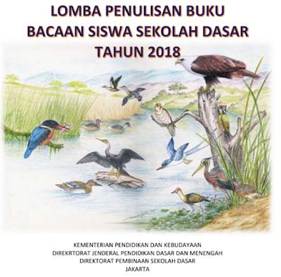 INFO LOMBA PENULISAN BUKU BACAAN SD TAHUN 2018