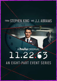 11/22/63 Temporada 1 Completa | 3gp/Mp4/DVDRip Latino HD Mega