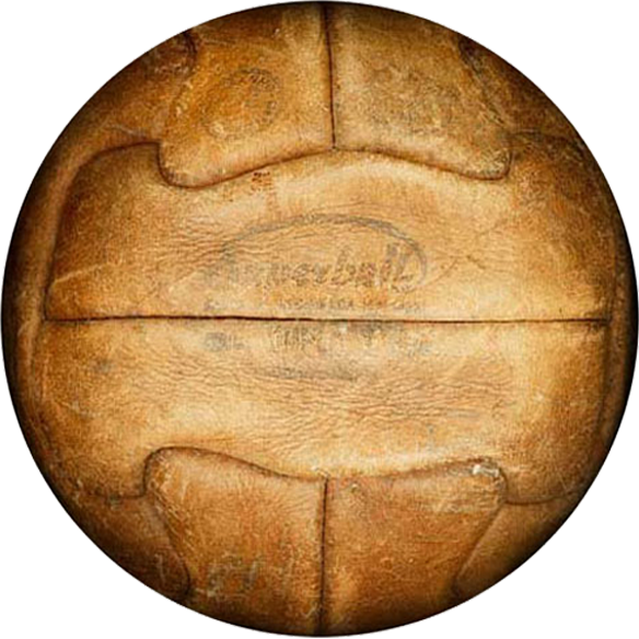 Bola Resmi Piala Dunia FIFA 1950 duplo t