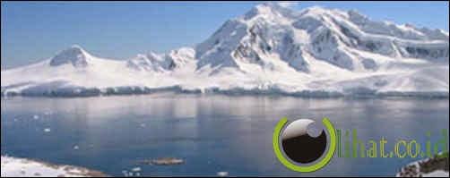 Pergi ke Antartika tanpa laporan