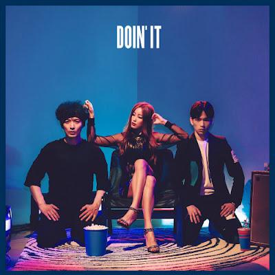[Single] Verbal Jint, Sanchez (Phantom) – Doin' It