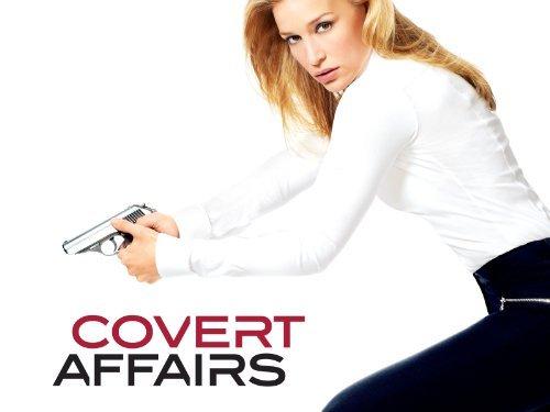 covert affairs konusu