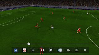 For those of you lovers of Football games FIFA Mod PES 2018 by Fbrn Apk + Data Obb