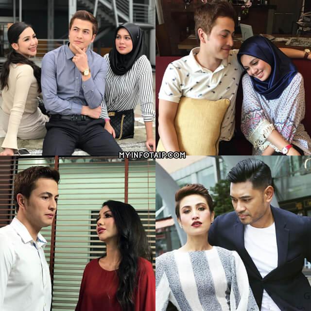 Pelakon Encik Suami Mat Salih Celup