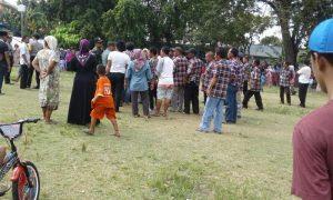 Keterlaluan! Preman Pendukung Ahok Serbu Dan Bubarkan Acara Tabligh Akbar GMJ Di Pulau Seribu