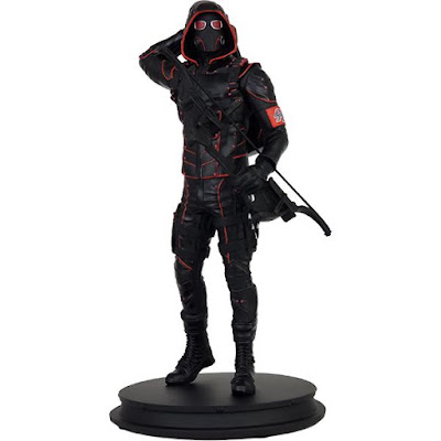 San Diego Comic-Con 2018 Exclusive Arrow Crisis on Earth X Dark Arrow 19 Scale Polystone Statue by Icon Heroes x DC Comics